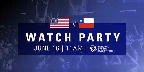 FREE FIFA Women's World Cup France 2019™ Watch Party (USA vs Chile) tickets