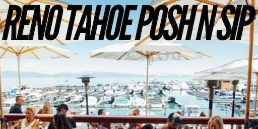 Reno Tahoe Posh N Sip