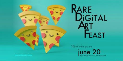 Rare Digital Art Feast