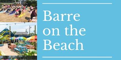 Barre on the Beach