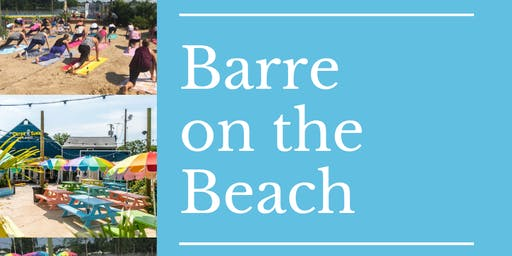 Barre on the Beach