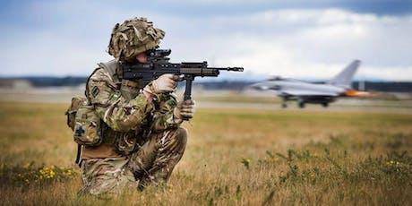 RAF Regiment Reserves Info Day tickets