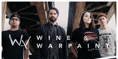 WINE & WARPAINT w/ RAWLS, NO ROPE & CYAN at The Milestone on Tuesday 7/2/19 tickets