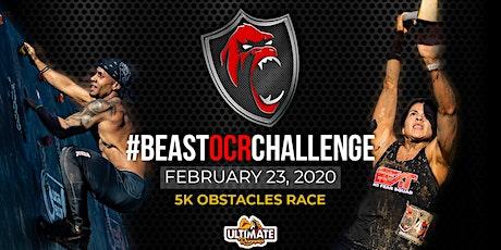 Beast OCR Challenge entradas