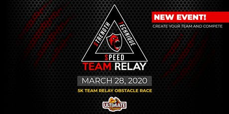 Beast OCR Series - Team Relay entradas
