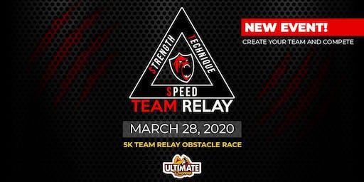 Beast OCR Series - Team Relay