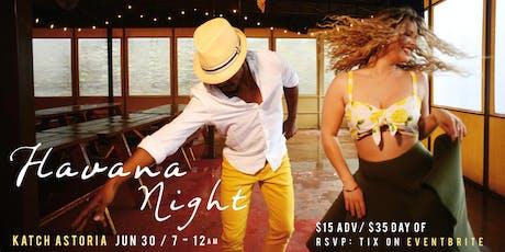 Havana Night - Salsa In Queens tickets