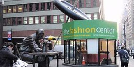New York City Fashion District Bus Trip  tickets