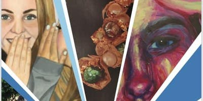 SLC Advanced Higher Art Exhibition 2018