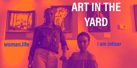 ART IN THE YARD tickets