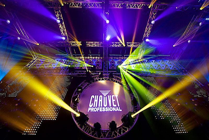 Chauvet Professional & ChamSys Lighting Consoles Open House - June 19/20th.