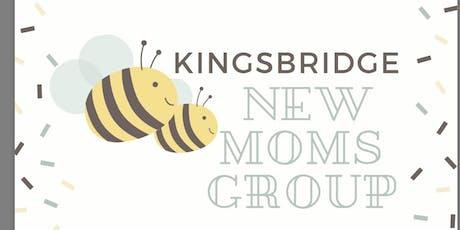 Kingsbridge New Mom's Group - June Meeting tickets