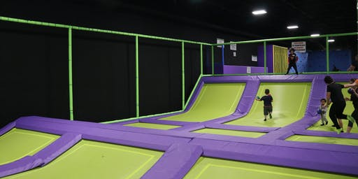 Find Funz Model ( A free Chance to Explore Funz Trampoline Park )