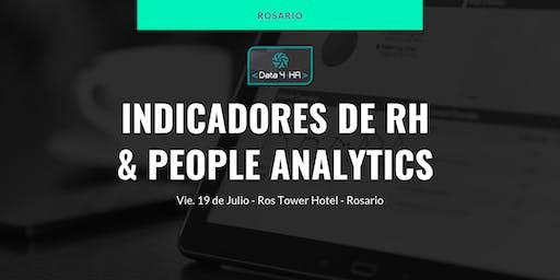 Indicadores de RH y People Analytics - Rosario