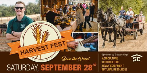 Shasta College Harvest Fest 2019