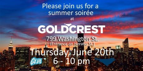 Goldcrest's Summer Soirée 2019 tickets