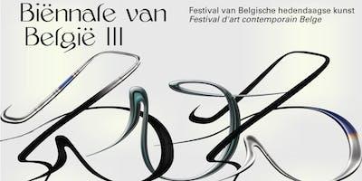Biënnale van België // Contemporary Art Festival // Biennale de Belgique