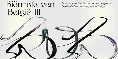 Biënnale van België // Contemporary Art Festival // Biennale de Belgique tickets