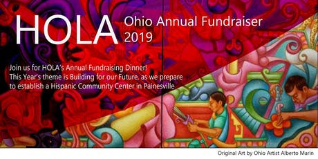 Building for our Future: HOLA's annual fundraising dinner tickets