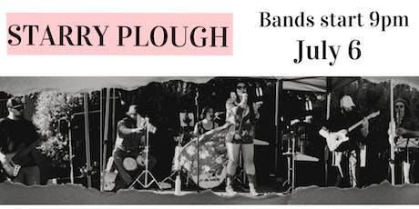 KAT van Morgan, KT Ramsey, Maayan, and Lisa Azzolino @ The Starry Plough Pub tickets