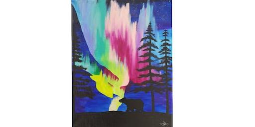 Northern Lights Bear | $25