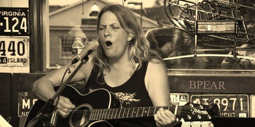 Sue Menhart Solo Acoustic at Christo's Pizza