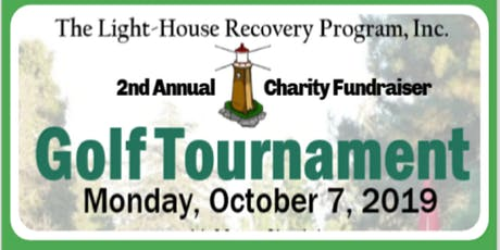 The Light-House Charity Fundraiser - 2nd Annual Golf Tournament tickets
