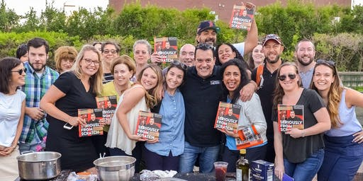 Rooftop Cooking Class with Chef Joe Gatto!
