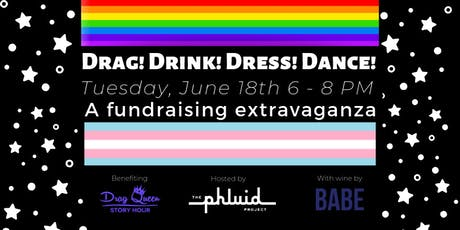 Drag Queen Story Hour X The Phluid Project tickets