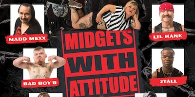 The midget Wrestling Show @ Bankhead Grill & Bar