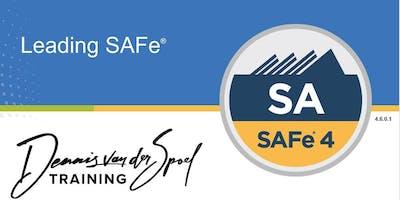 Leading SAFe 4.6 (X-Mas Course)