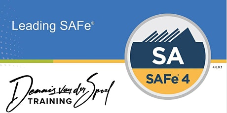 Leading SAFe 4.6 (X-Mas Course) tickets