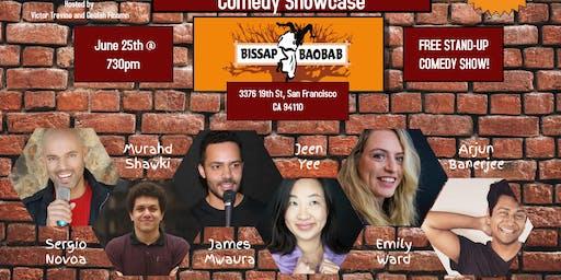 Detention All-Stars: Comedy Showcase