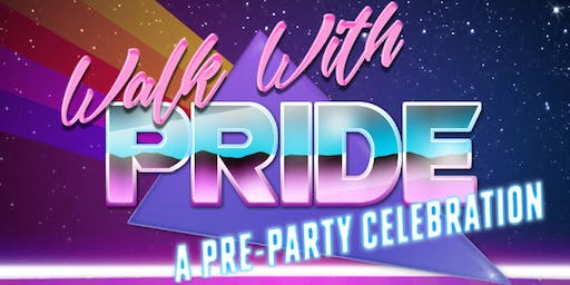 Walk with Pride: A Pre-Party Celebration