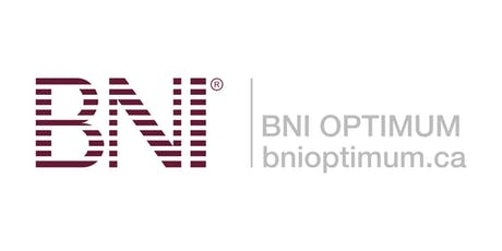 2019 BNI Optimum Chapter - Thursday Network Luncheon tickets