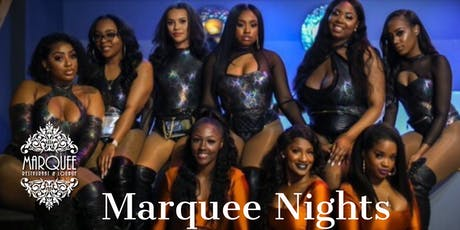 Marquee Nights tickets