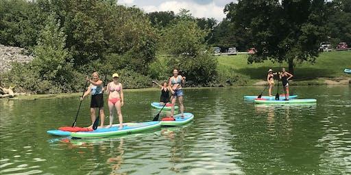 Women's emPowerment Paddle