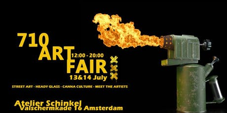 710 ART FAIR SUNDAY 14th JULY tickets