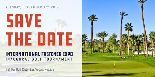 IFE Golf Tournament - Save the Date