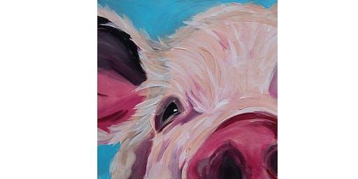 Scruffy Pig | $20