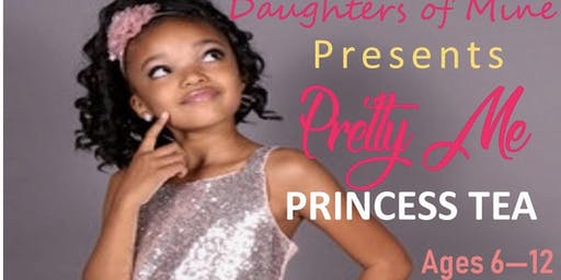 """Pretty Me"" princess tea"