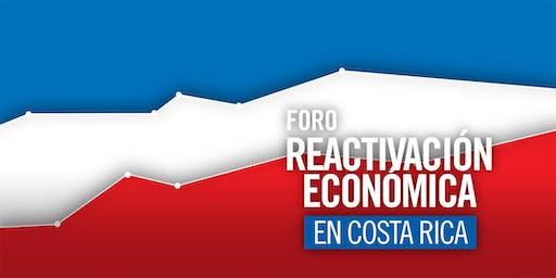 Reactivación económica en Costa Rica