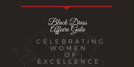 Black Dress Affaire Gala - Sep 7 tickets