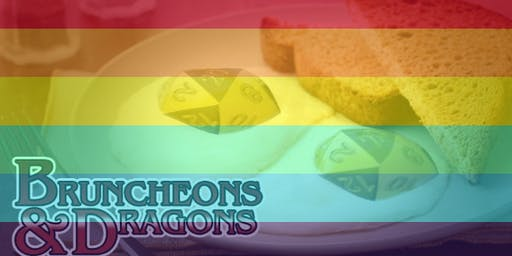 Bruncheons and Dragons PRIDE: LGBTD&D