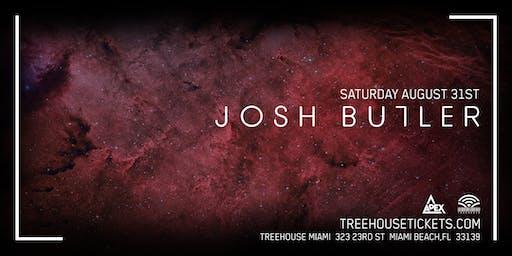 Josh Butler @ Treehouse Miami