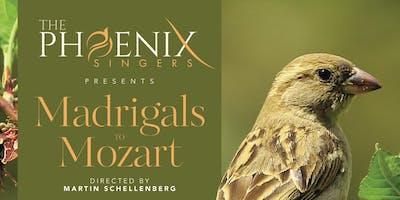Madrigals to Mozart