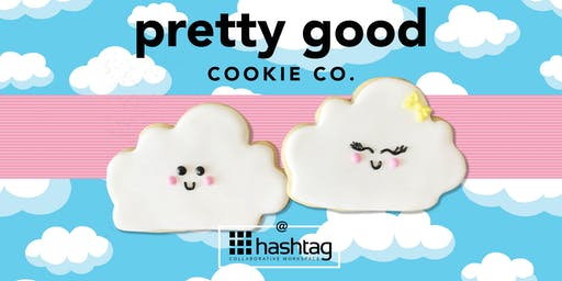 Cookie Decorating with Pretty Good Cookie Co.