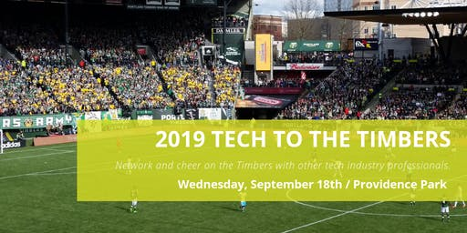2019 Tech to the Timbers