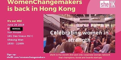 WomenChangemakers #9  tickets