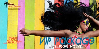 VIP Hotel Package Club Skirts Dinah Shore Weekend 2020